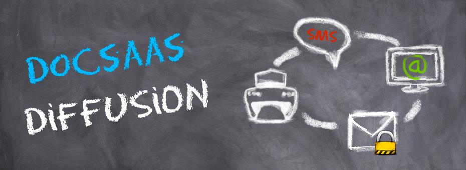 DOCSaaS Diffusion, la communication personnalisée et ciblée